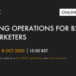 FINITE Discussion: Marketing operations for B2B tech marketers